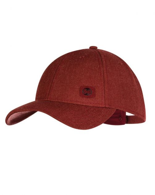 Buff---Baseball-Cap-Solid-for-adults---Rusty