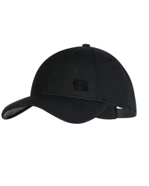 Buff---Baseball-Cap-Solid-for-adults---Black
