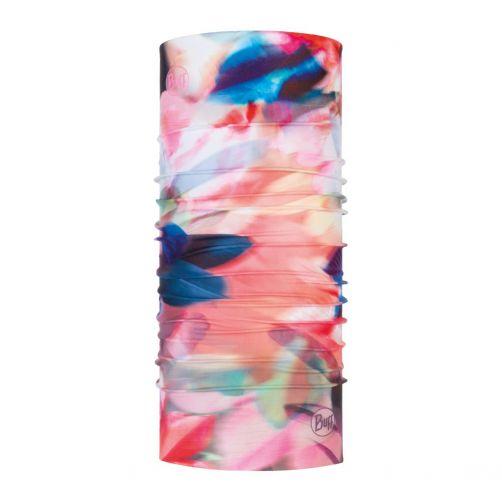 Buff---UV-tube-scarf-for-women---Coolnet-UV+-Laelia---Peach