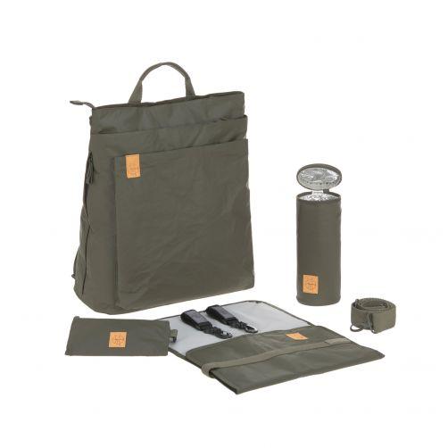Lässig---Diaperbag-Green-Label-Tyve---Olivegreen