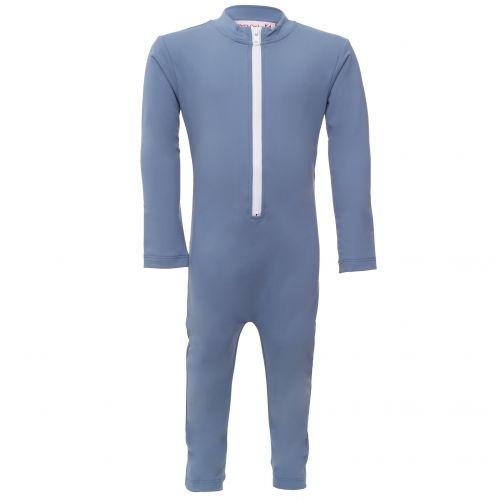 Petit-Crabe---UV-Swimsuit-longsleeve---Chief---Light-Blue