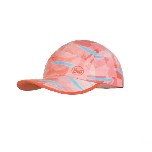 Buff---UV-sun-cap-for-girls---5-Panels---Heavens-Pink