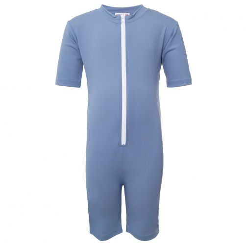 Petit-Crabe---UV-Swimsuit-short-sleeves---Star---Light-Blue