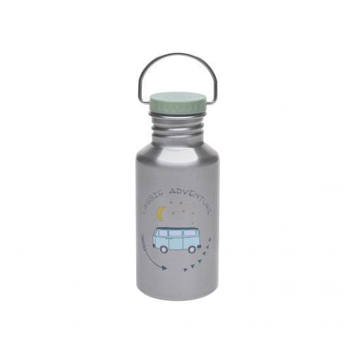 Lässig---Drinking-bottle---Stainless-steel---Adventure-Bus