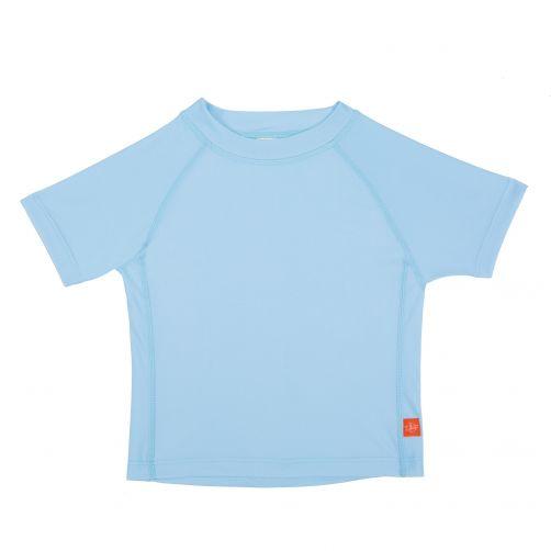 Lässig---UV-swim-shirt-for-children---Light-blue