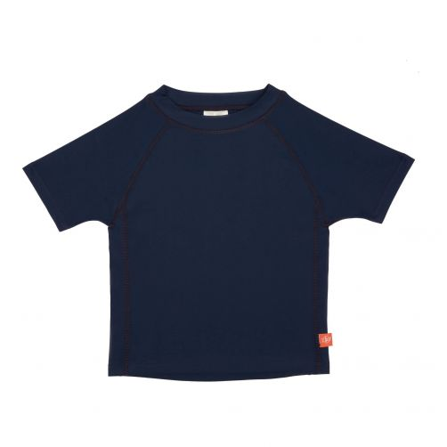 Lässig---Kids'-UV-swim-shirt---short-sleeve---dark-blue