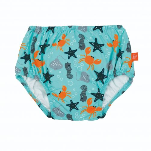 Lässig---Swim-diaper-baby---Star-Fish---Light-Blue