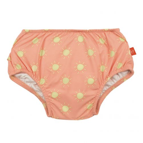 Lässig---Swim-diaper-baby---Sun---Peach-/-Yellow