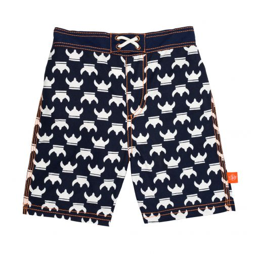 Lässig---Swim-shorts-for-boys---Viking---dark-blue