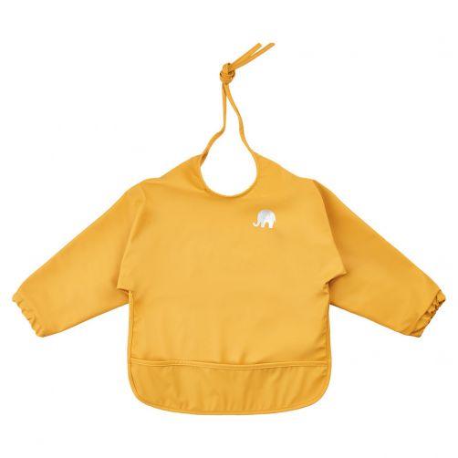 CeLaVi---Basic-apron/bib---Mineral-Yellow