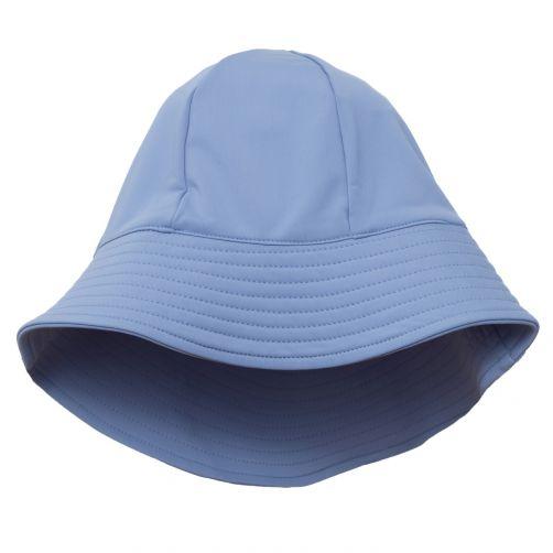 Petit-Crabe---UV-Sun-hat-for-children---Light-Blue