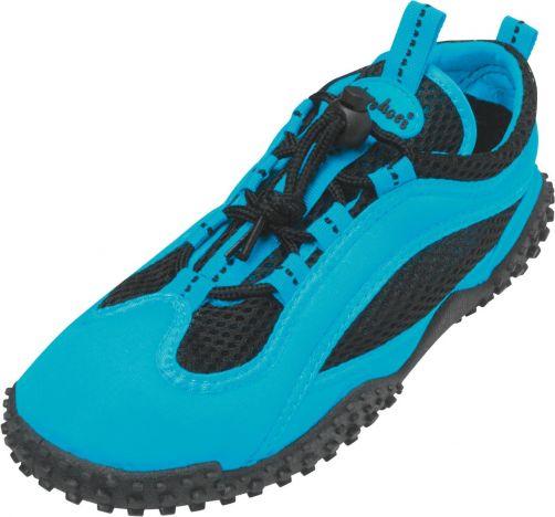 Playshoes---UV-Kids-Beachshoes---Blue-Neon