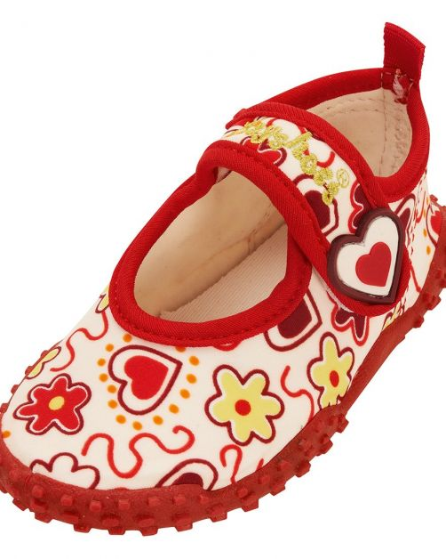 Playshoes---UV-Beach-Shoes-Kids--Hearts