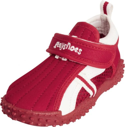 Playshoes---UV-Beach-Shoes-Kids--Red