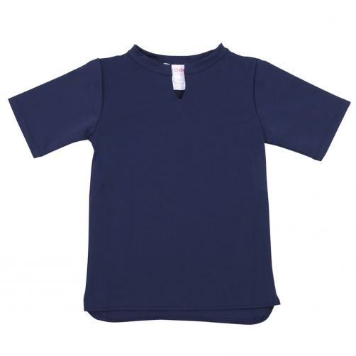 Petit-Crabe---UV-shirt-short-sleeves---Star---Navy