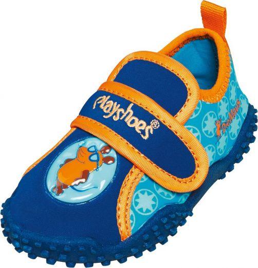 Playshoes---UV-Kids-Beachshoes---Mouse-Blue