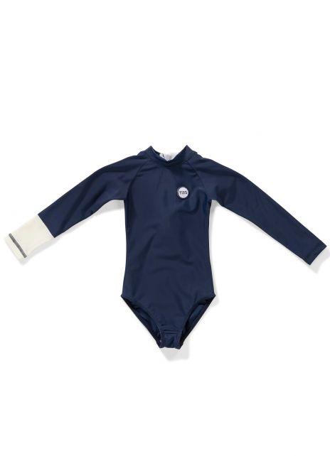 Tenue-de-Soleil---UV-Bathing-suit-for-girls---Malie---Royal-Ocean-Blue