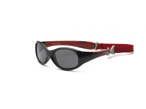 Real-Kids-Shades---UV-sunglasses-for-toddlers---Explorer---Black-/-red
