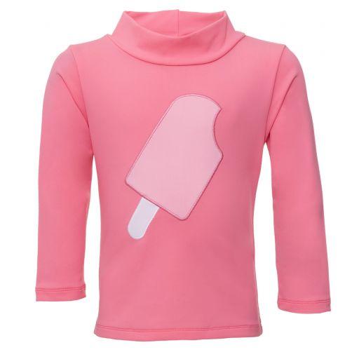 Petit-Crabe---UV-Swim-shirt-longsleeve---Popsicle---Pink