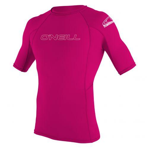 O'Neill---Kids'-UV-shirt---performance-fit---pink