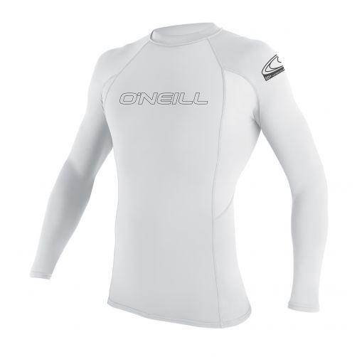O'Neill---Kids'-UV-shirt---long-sleeve-performance-fit---white