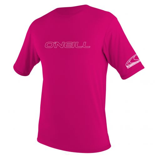 O'Neill---Kids'-UV-shirt---slim-fit---pink