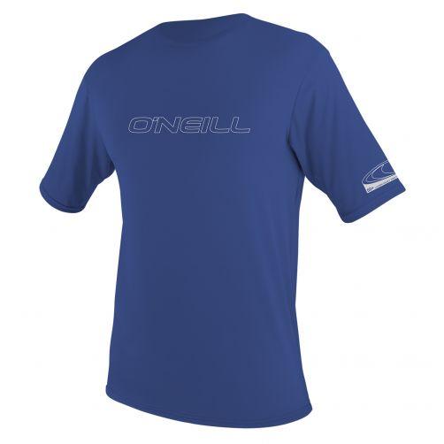O'Neill---Men's-UV-shirt---short-sleeve---blue-Pacific