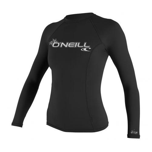 O'Neill---Women's-UV-shirt---long-sleeve-performance-fit---black