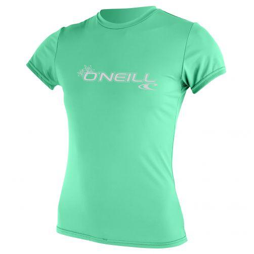 O'Neill---Women's-UV-shirt---short-sleeve-slim-fit---seaglass
