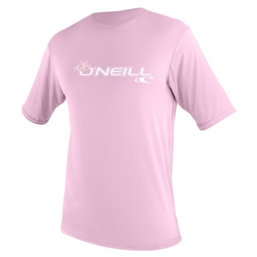 O'Neill---UV-shirt-for-toddlers---short-sleeve---pink