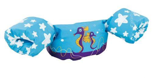 Puddle-Jumpers---Adjustable-swim-bands-Seahorse---Blue/Purple