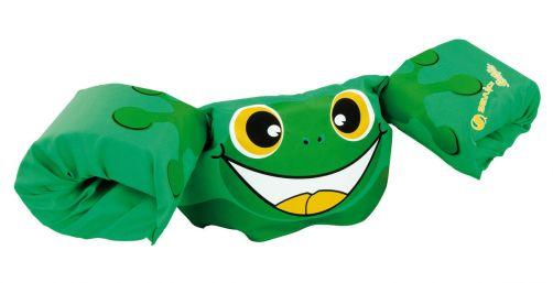Puddle-Jumpers---Adjustable-swim-bands-Frog---Green