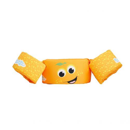 Puddle-Jumpers---Adjustable-swim-bands-Orange