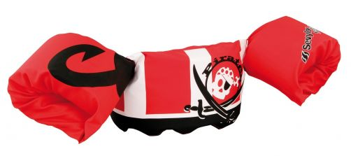 Puddle-Jumpers---Adjustable-swim-bands-Pirate---Red/White