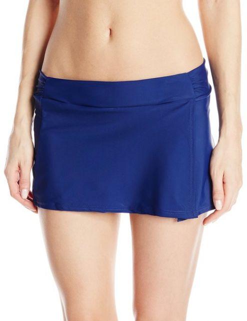 Cabana-Life---UV-resistant-Swimskirt-for-ladies---Blue