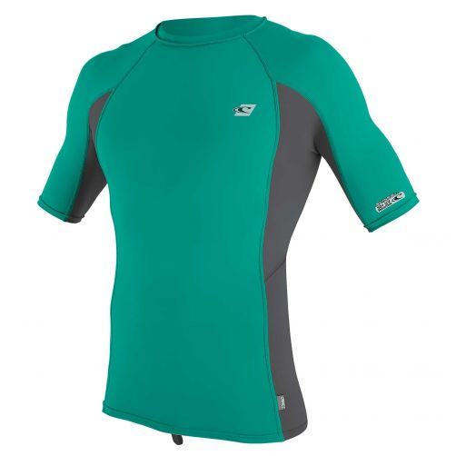O'Neill---Men's-UV-shirt---Short-sleeves---Premium-Rash---Baltic-Green
