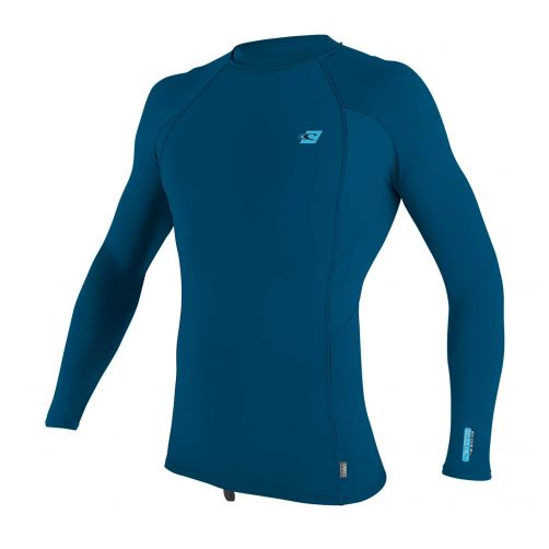 O'Neill---Men's-UV-shirt---Longsleeve---Premium-Rash---Ultra-Blue