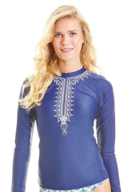 Cabana-Life---UPF-50+-Essentials---Blue-Embroidered-Rashguard