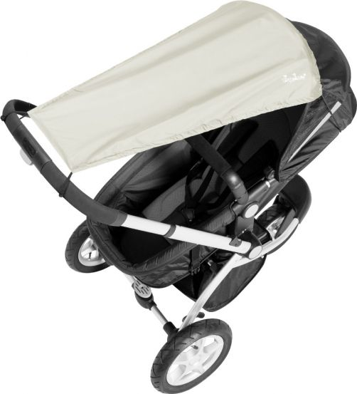 Playshoes---UV-Sun-Cover-for-Buggies--Natural