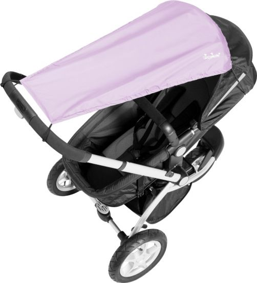 Playshoes---UV-Sun-Cover-for-Buggies--Light-lila