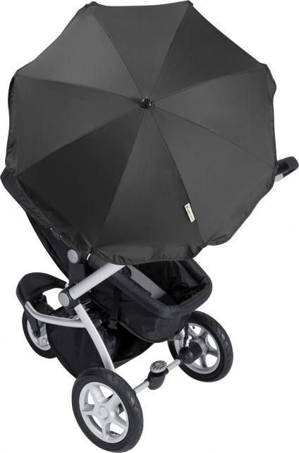 Playshoes---UV-Parasol-for-Buggies-Black
