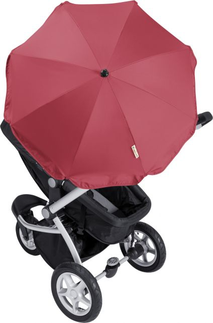 Playshoes---UV-Parasol-for-Buggies-Red