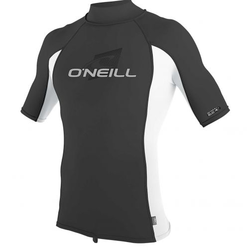 O'Neill---Men's-UV-shirt---Turtleneck---Premium-Rash---Raven