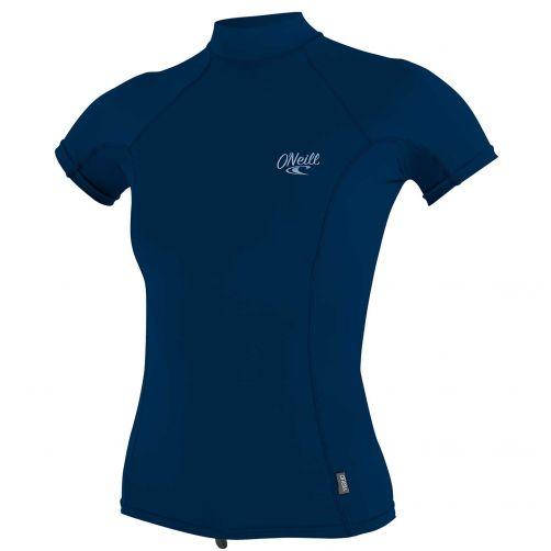O'Neill---Women's-UV-shirt---Turtleneck---Premium-Rash---Abyss