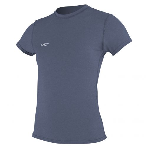 O'Neill---Women's-hybrid-UV-shirt---short-sleeve-slim-fit---mist