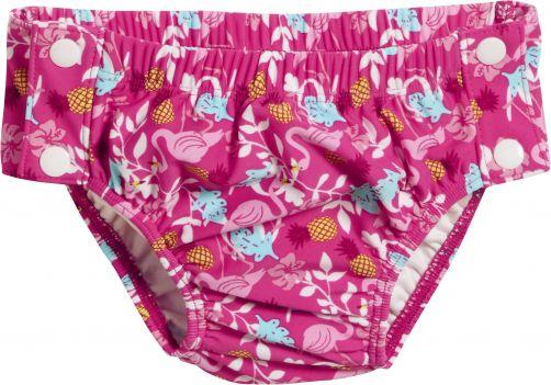 Playshoes---UV-swim-nappy-for-girls---Reusable---Flamingo---Pink