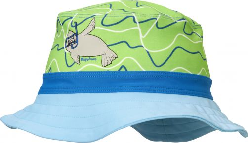 Playshoes---UV-sun-hat-for-boys-and-girls---seal---blue/green-