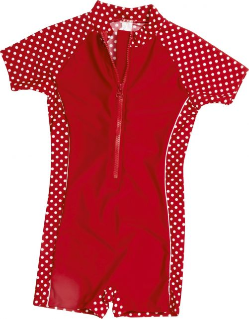 Playshoes---One-Piece-UV-Swimsuit-Kids--Dots
