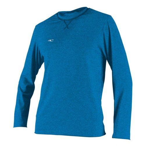 O'Neill---Men's-UV-shirt---Longsleeve---Hybrid-Sun---Brite-Blue