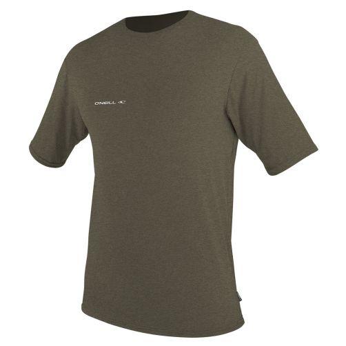 O'Neill---Men's-hybrid-UV-shirt---short-sleeve---khaki